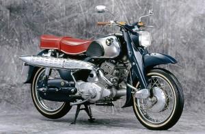 Honda C 71, Honda CS 71