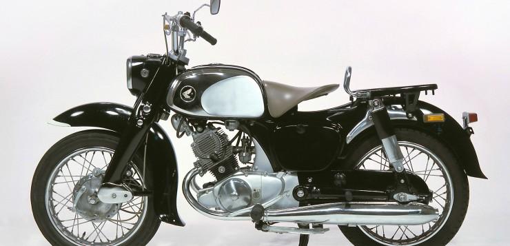 Honda C 92