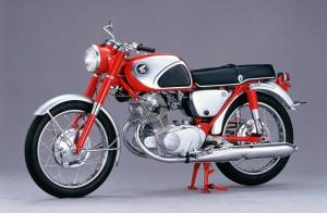 Honda CB 72 Super Sport