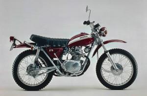 Honda SL 175