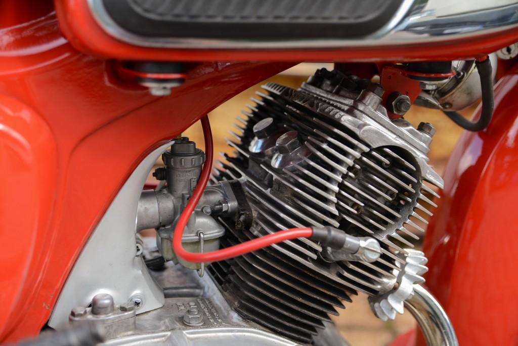 Honda C 92 Motor