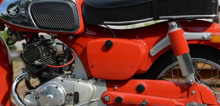 Honda CA 92