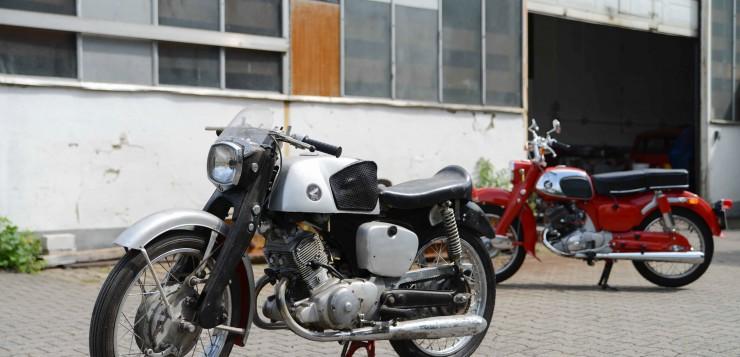 Honda CB 92 Super Sport
