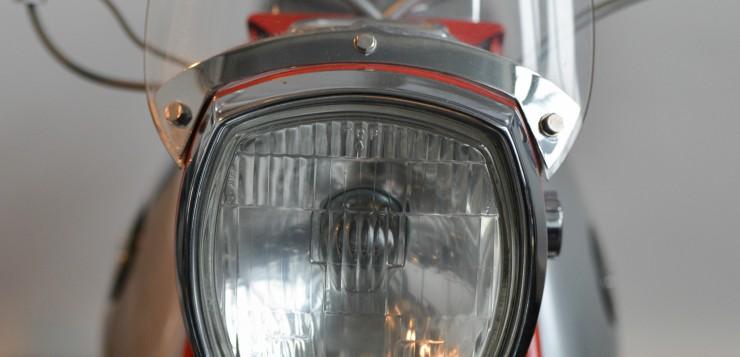 Restaurierte Honda CB 92