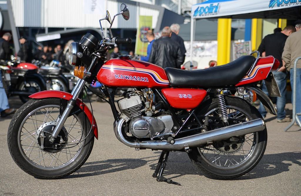 """Kawasaki 350 S2 """"Mach II"""""""