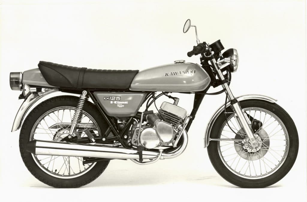 Kawasaki KH 125