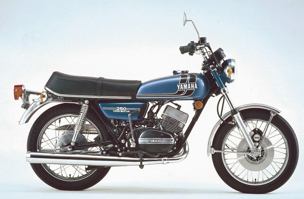 Yamaha Motorräder, Yamaha RD 250