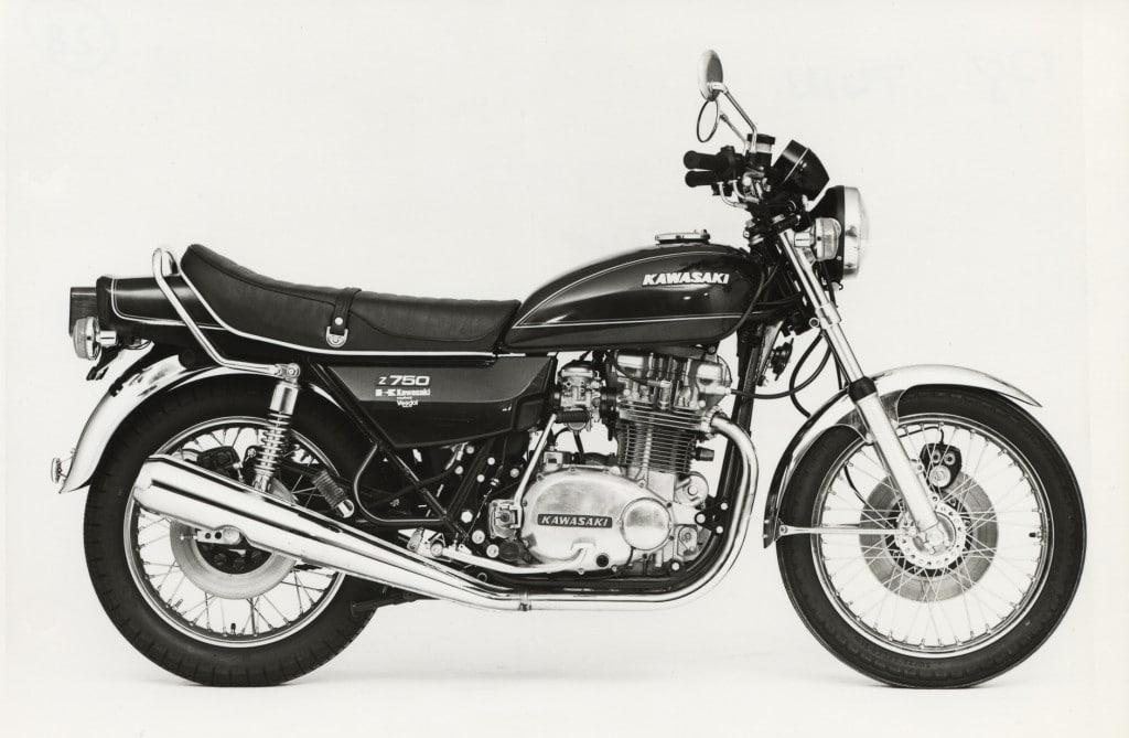 Kawasaki Z 750 Twin