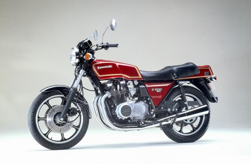 Kawasaki Z1000 MKII