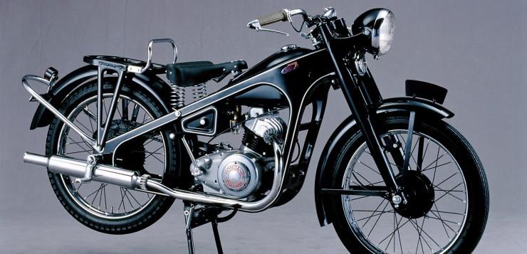 Honda Dream E
