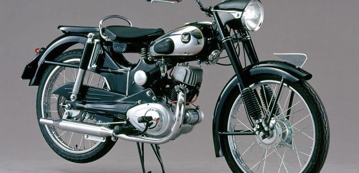 Honda JB Benly