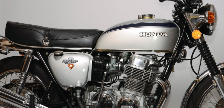 Honda CB 750 Four K2
