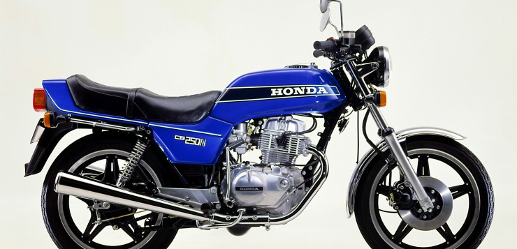 "Honda CB 250 N im ""Euro-Look"""