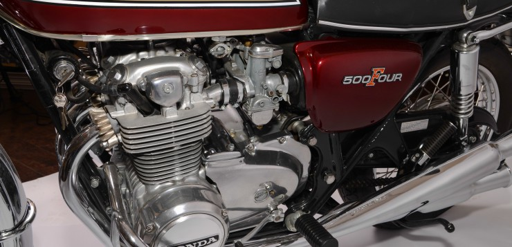 Honda CB 500 Four Motor