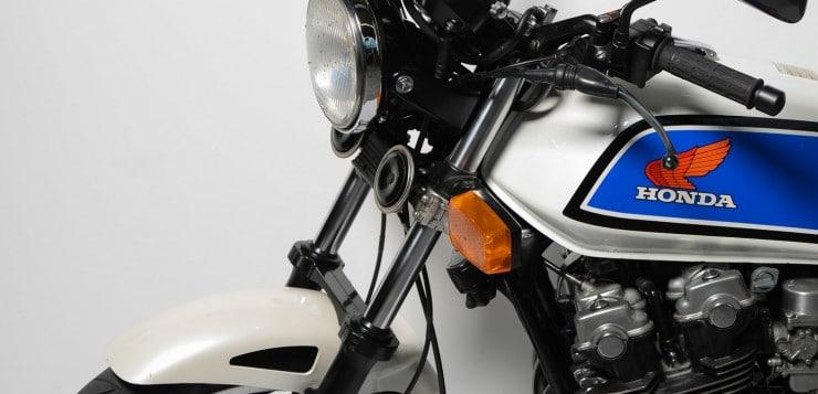 Honda CB 900 F Bol d'Or
