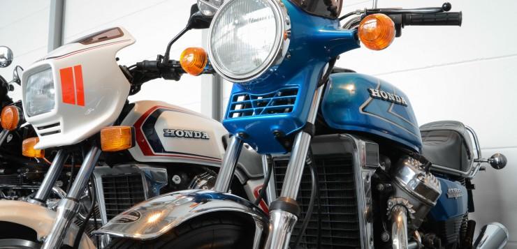 Honda CX 500, Honda GL 500