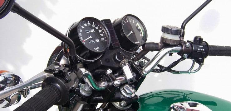 Kawasaki Z 650 B