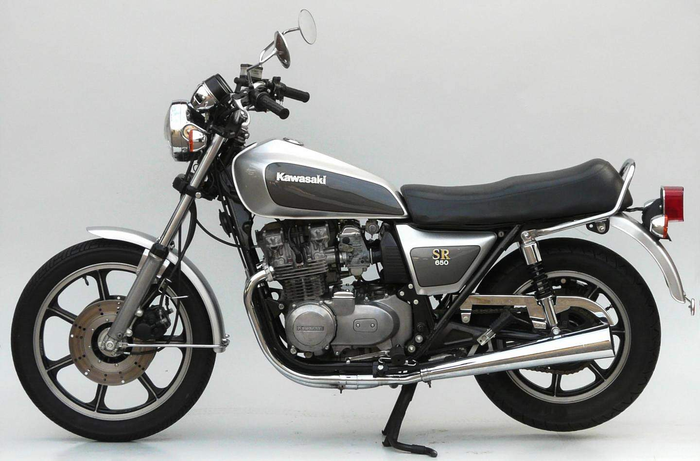 Die Kawasaki Z 650 SR Verspruhte Ein Hauch Von Highway Quelle Peter Krauss Club Germany