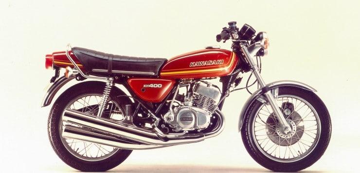 Kawasaki 400 S3 / KH 400