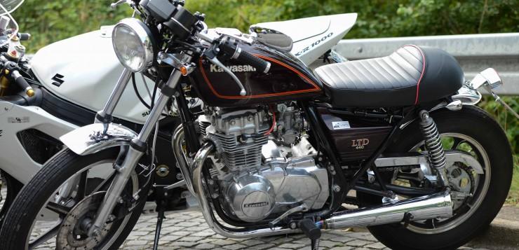 Kawasaki Z 440