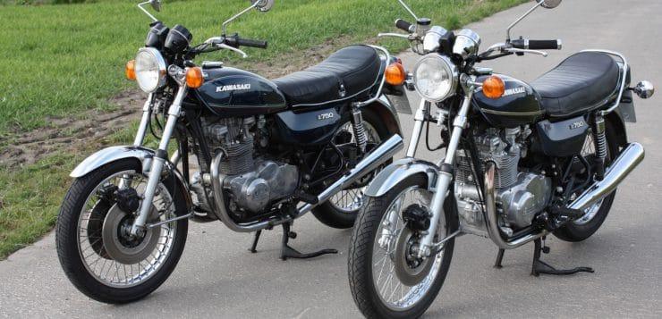 Kawasaki Z750 B – Kraft aus dem Drehzahlkeller