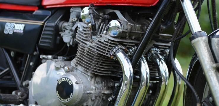 Suzuki GS 1000 Motor