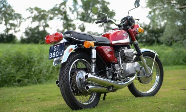 Suzuki GT 380 J