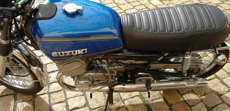 Suzuki GT 500