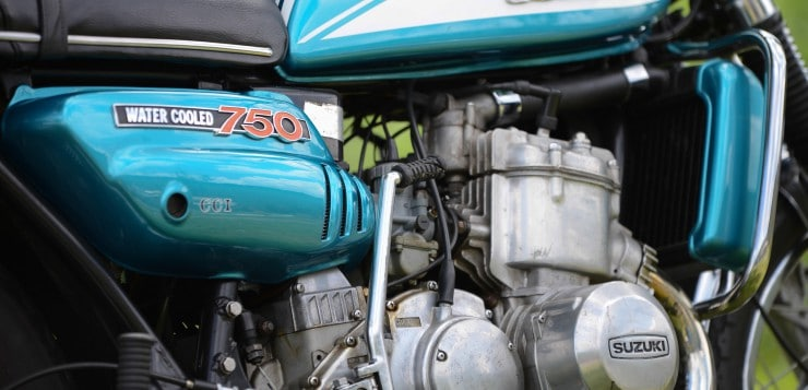Suzuki GT 750 Wasserbüffel (Nippon-Classic.de)