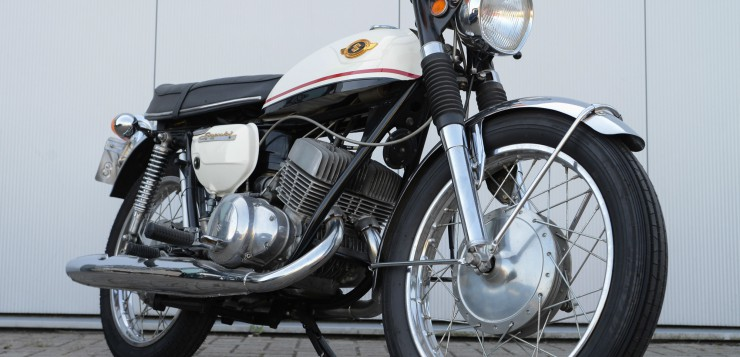 Suzuki T 350