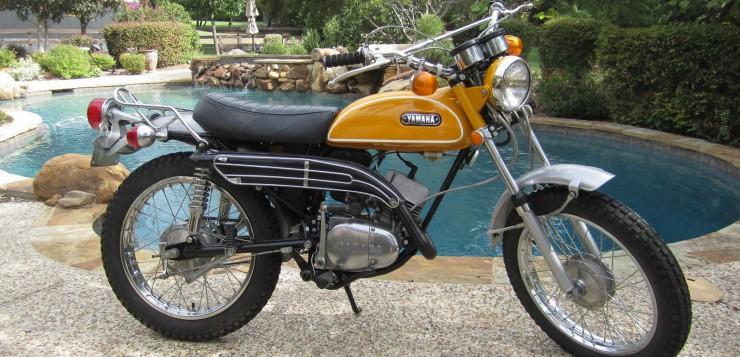 Yamaha CT 1 / DT 175