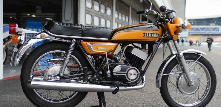 Yamaha DS7