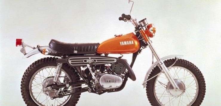 Yamaha DT2 / Yamaha DT 250