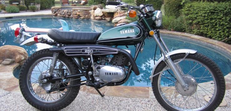 Yamaha DT3/ Yamaha DT 250