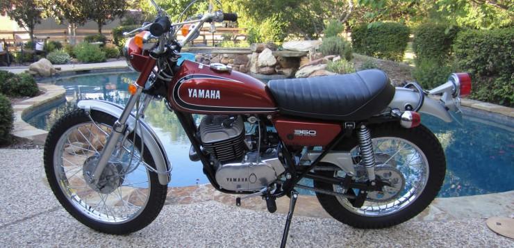 Yamaha RT 360