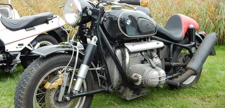 BMW R75 Gespann