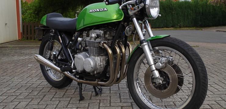 Honda CB 550 Four Café Racer