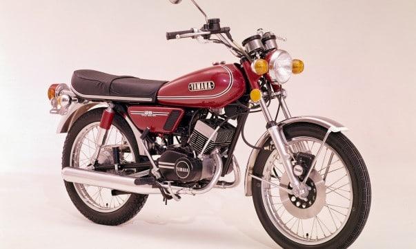 Yamaha RD 125