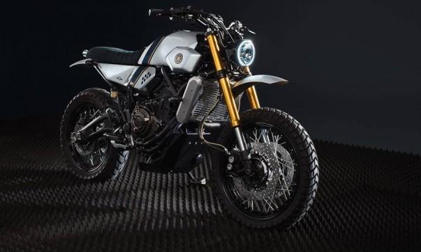 Yamaha XSR 700 Tracker