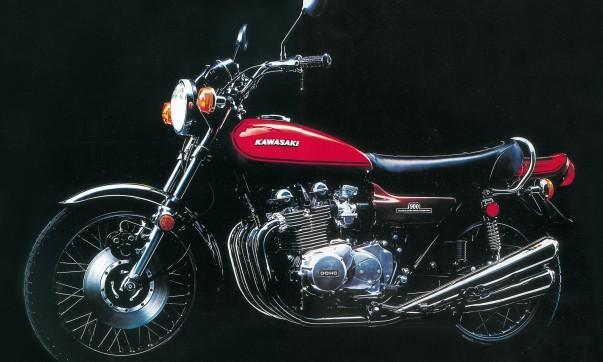 Prospekt Kawasaki 900 Z1
