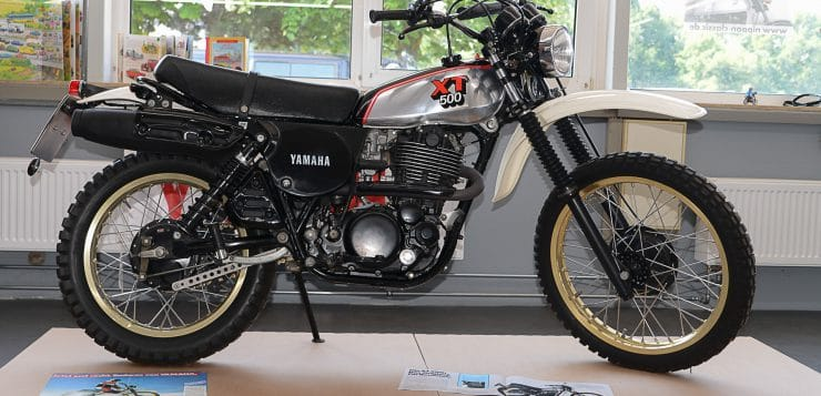 XT500 1981