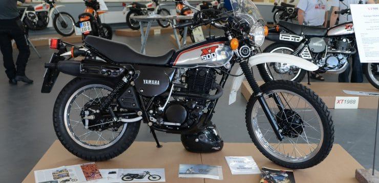 XT500 1986