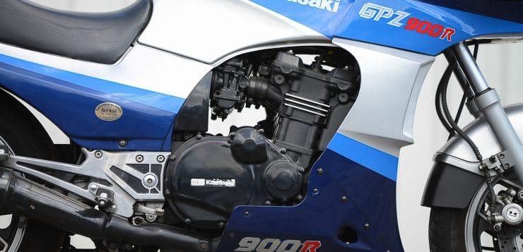 GPZ 900 R Vergaser