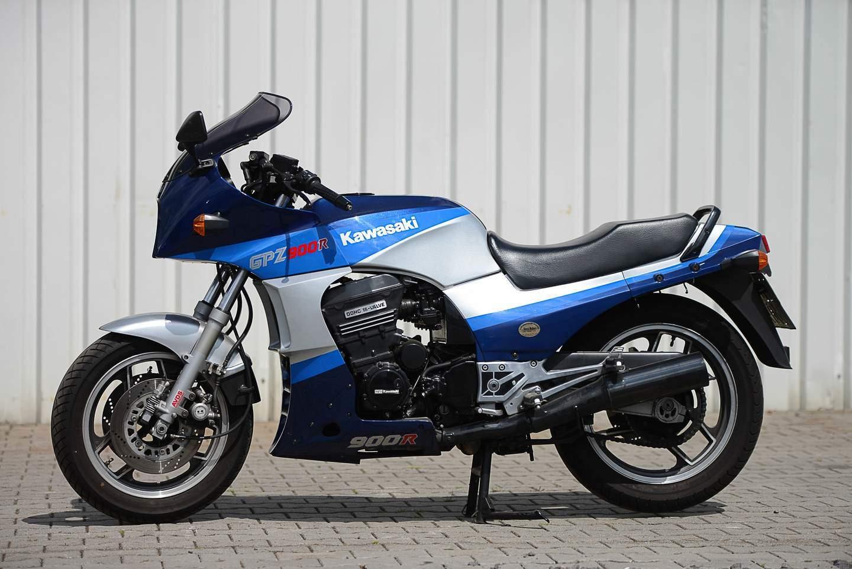 Kawasaki Ninja Automatic