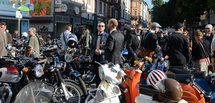 Distinguished Gentleman's Ride 2016