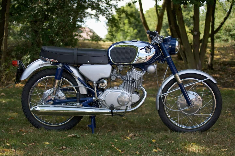 Honda Cb160 Honda Cb160 The Within The Family Ties 1966 Honda