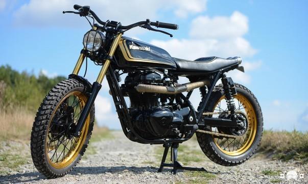 Kawasaki W650