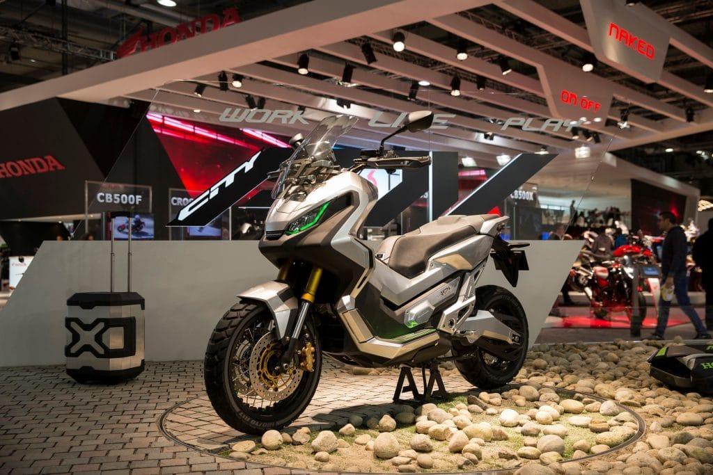 Honda City Adventure Concept (Quelle: Honda)