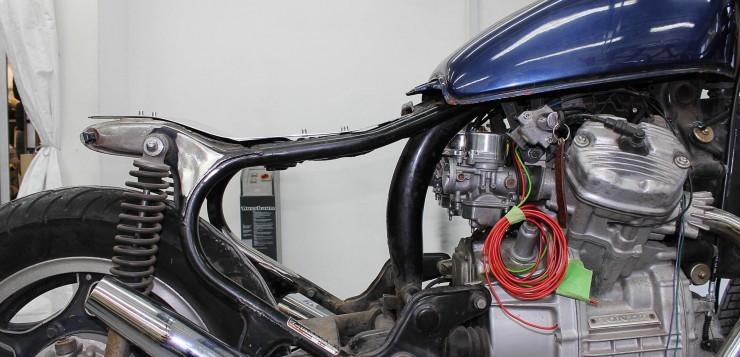 Honda CX 500 C