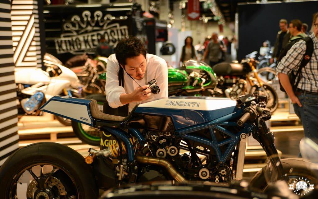 Ducati Pandora
